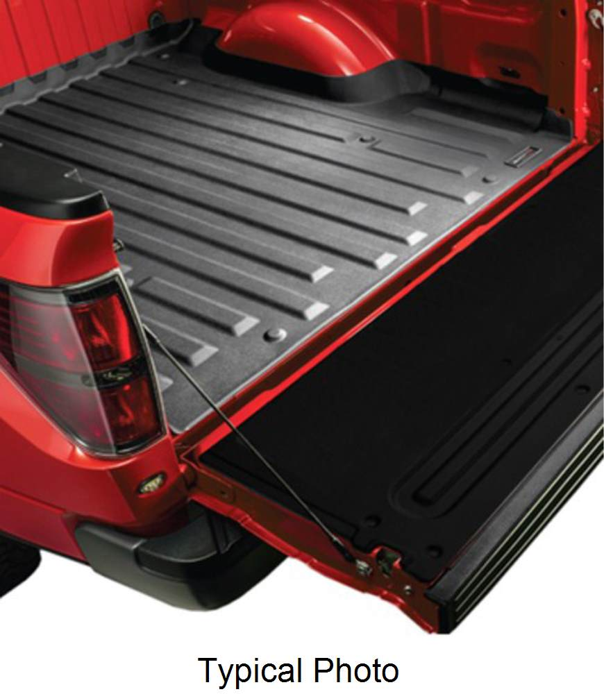 2017 toyota tundra truck bed mats weathertech for 1994 toyota pickup floor mats
