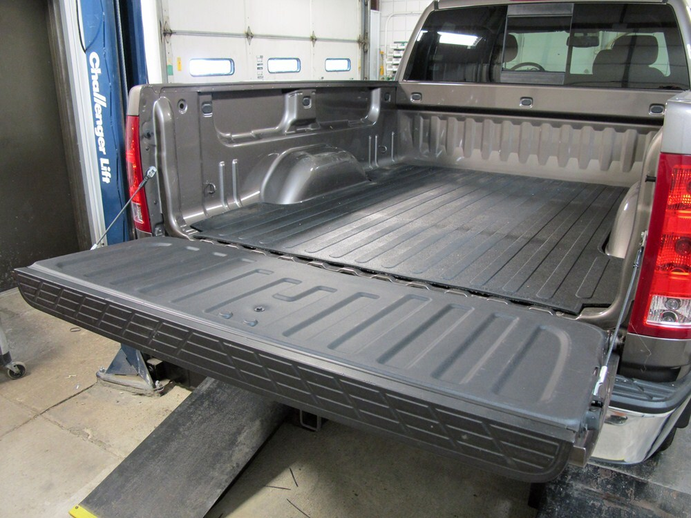 Weathertech Techliner Custom Tailgate Liner Black