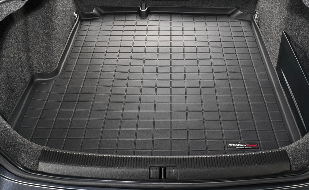 2002 nissan maxima weathertech cargo liner black. Black Bedroom Furniture Sets. Home Design Ideas