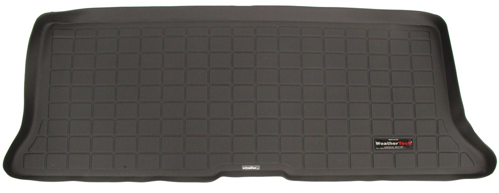 2010 Ford Expedition Weathertech Cargo Liner Black
