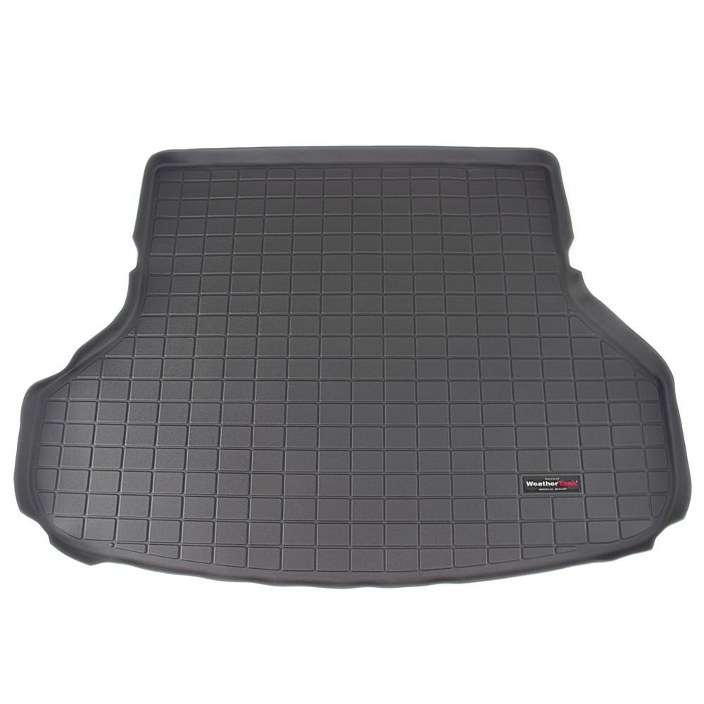 Weathertech floor mats lexus rx 330 - Weathertech Cargo Liner Black Weathertech Floor Mats Wt40242