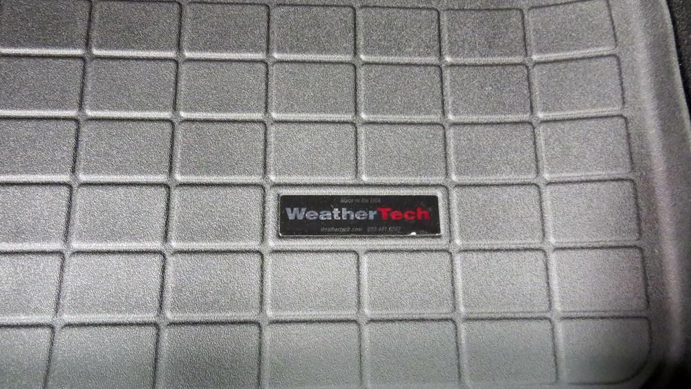 Weathertech Cargo Liner Black Weathertech Floor Mats Wt40265