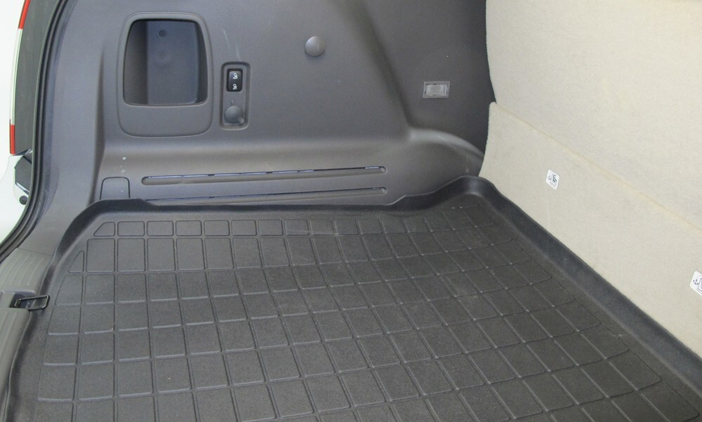2007 Ford Edge Weathertech Cargo Liner Black