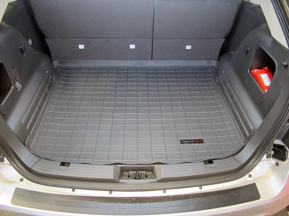 2012 ford edge weathertech cargo liner