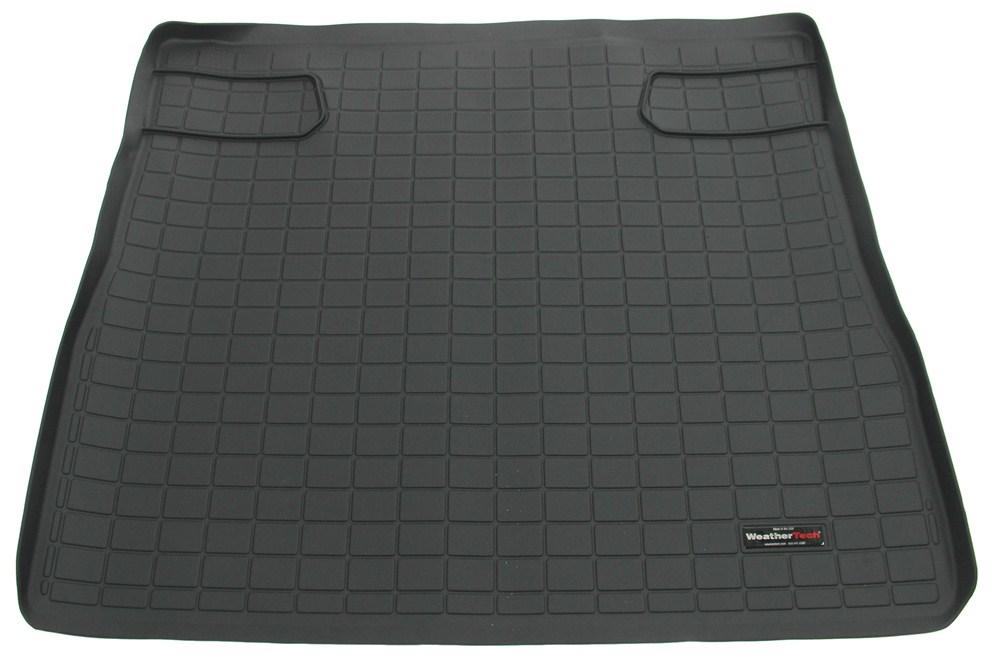 2016 Toyota Sienna Weathertech Cargo Liner Black