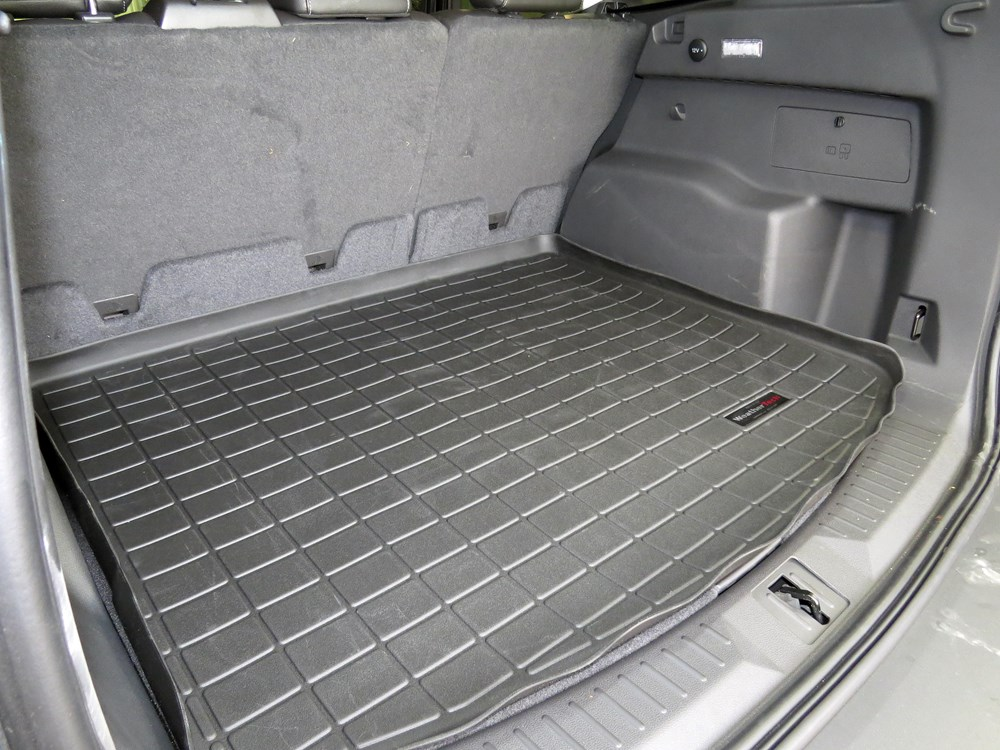 2015 ford escape weathertech cargo liner black. Black Bedroom Furniture Sets. Home Design Ideas