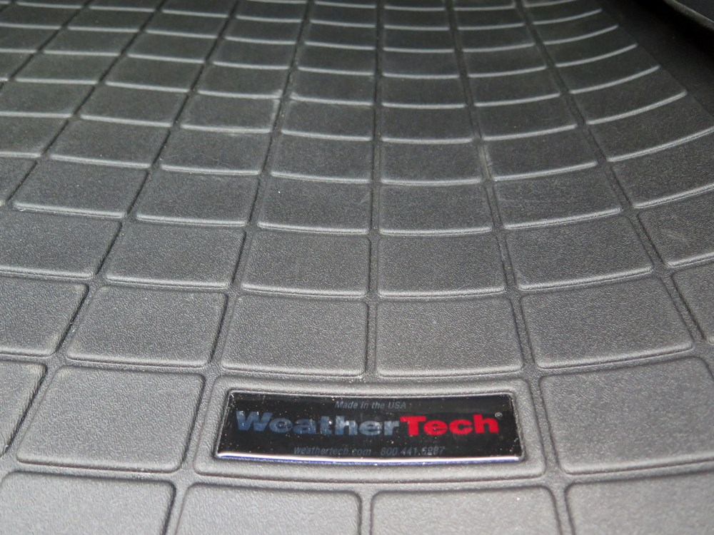 2017 Ford Escape Weathertech Cargo Liner Black