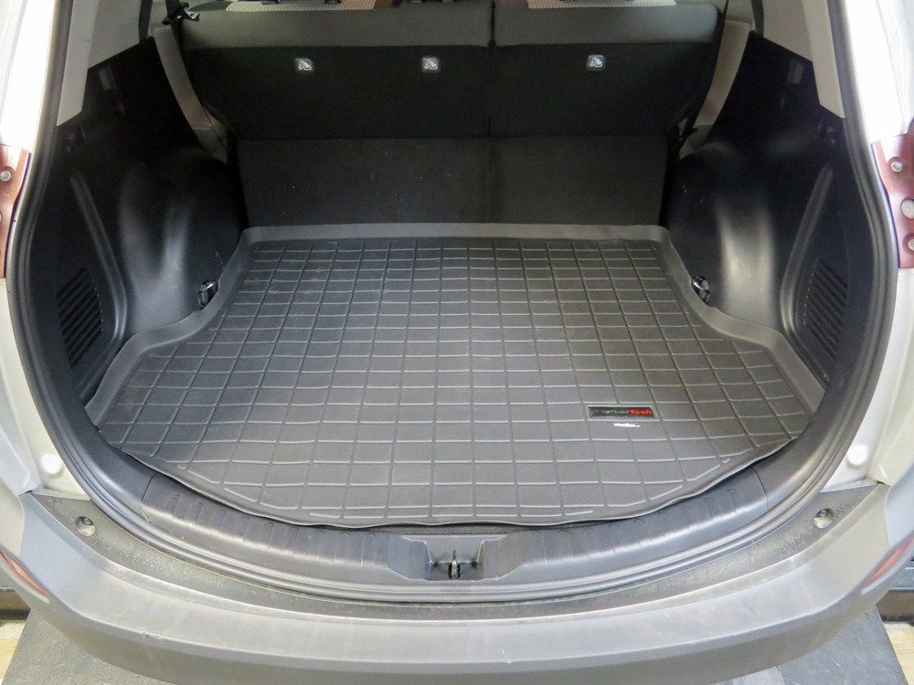 2016 Toyota Rav4 Weathertech Cargo Liner Black