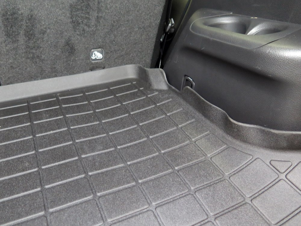 2015 nissan rogue weathertech cargo liner black. Black Bedroom Furniture Sets. Home Design Ideas