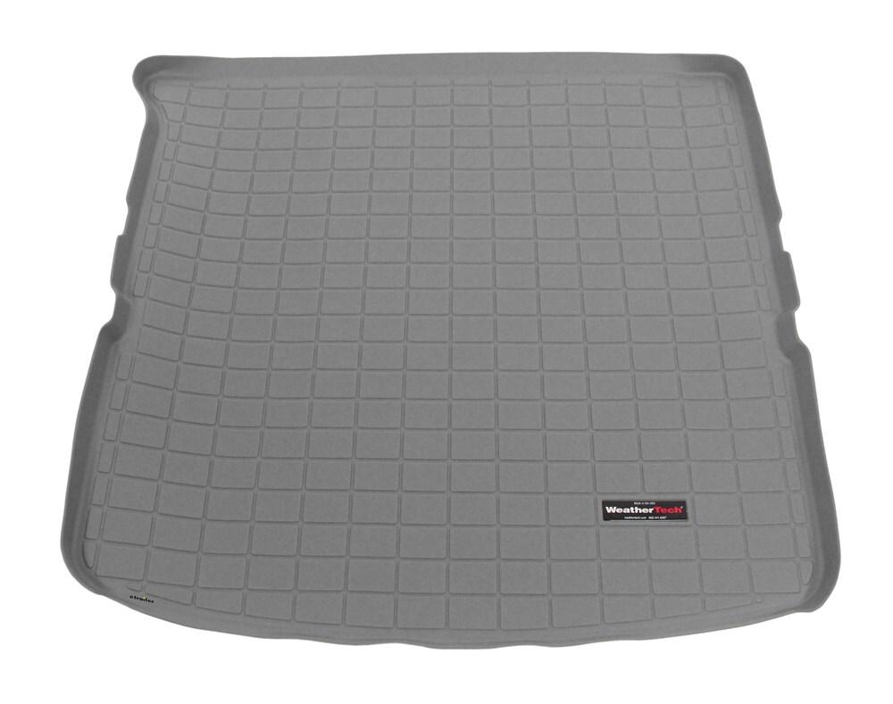 2016 dodge journey weathertech cargo liner gray. Black Bedroom Furniture Sets. Home Design Ideas