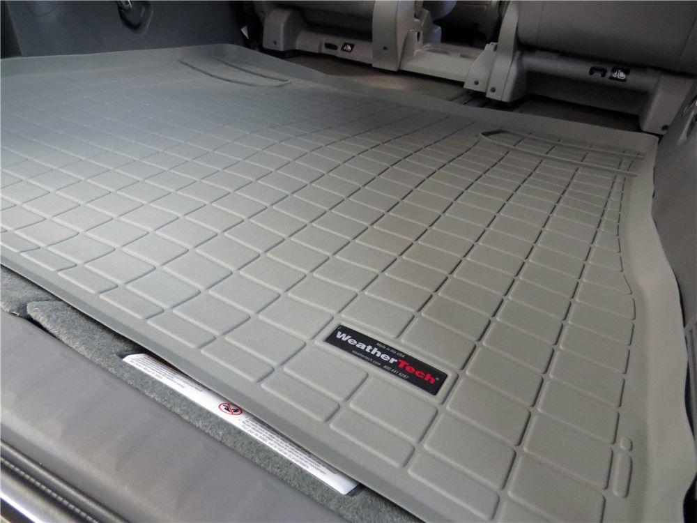 weathertech cargo liner gray weathertech floor mats wt42552. Black Bedroom Furniture Sets. Home Design Ideas