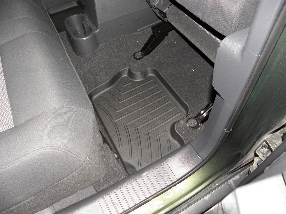 2014 Jeep Patriot Weathertech 2nd Row Rear Auto Floor Mats