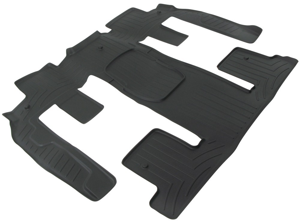 2008 Gmc Acadia Weathertech 2nd And 3rd Row Rear Auto