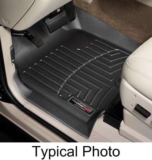 2013 Ford Edge Weathertech Front Auto Floor Mats Black