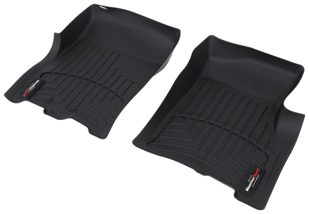 2011 Ford Expedition Floor Mats Weathertech