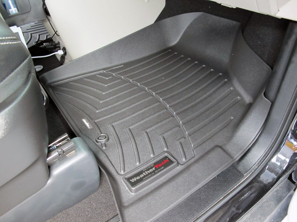 2016 Chrysler Town And Country Floor Mats Weathertech