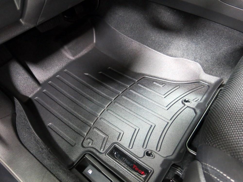 2015 Subaru Xv Crosstrek Floor Mats Weathertech