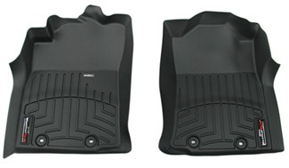 3013 toyota tacoma floor mats weathertech. Black Bedroom Furniture Sets. Home Design Ideas