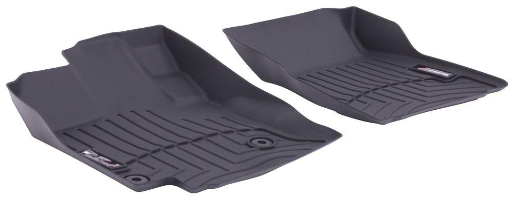 2014 Toyota Venza Weathertech Front Auto Floor Mats Black