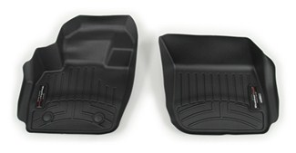 2015 Ford Fusion Floor Mats Weathertech