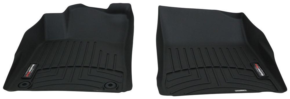2016 toyota avalon weathertech front auto floor mats black. Black Bedroom Furniture Sets. Home Design Ideas
