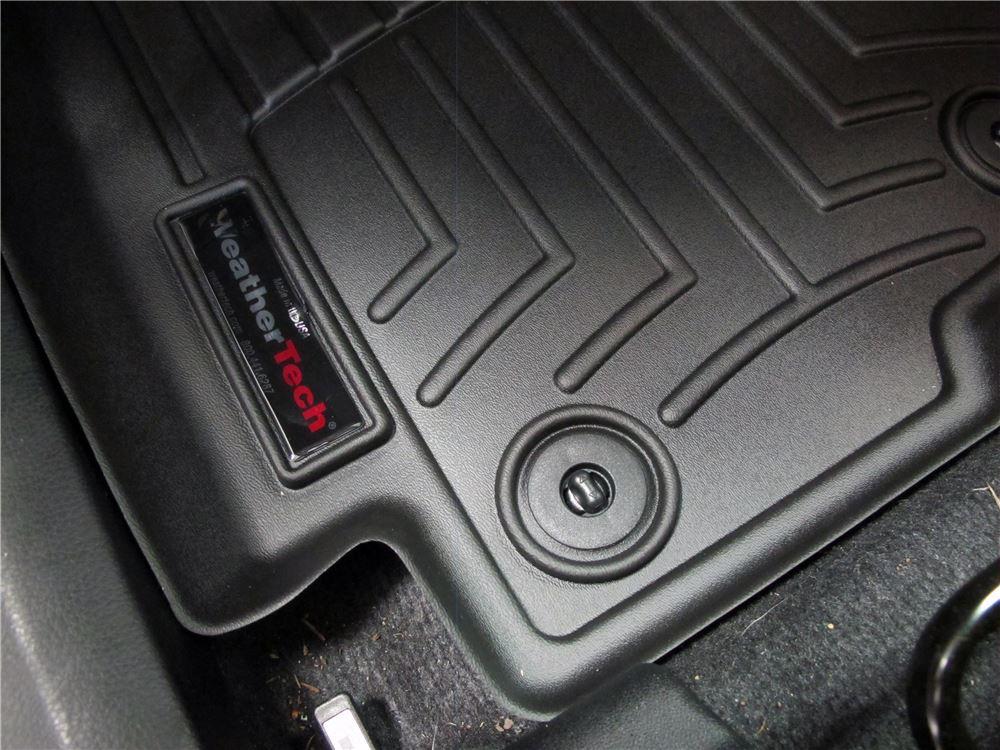2014 Toyota Rav4 Floor Mats Weathertech