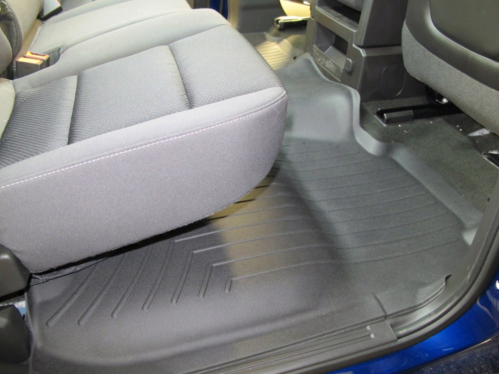 2014 Chevrolet Silverado 1500 Floor Mats Weathertech