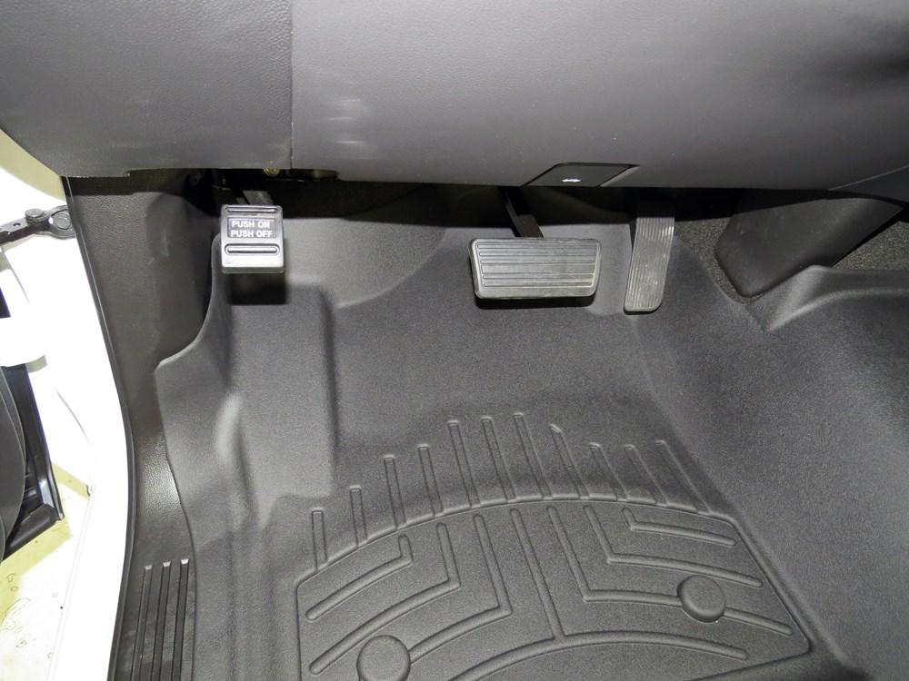 weathertech front auto floor mat