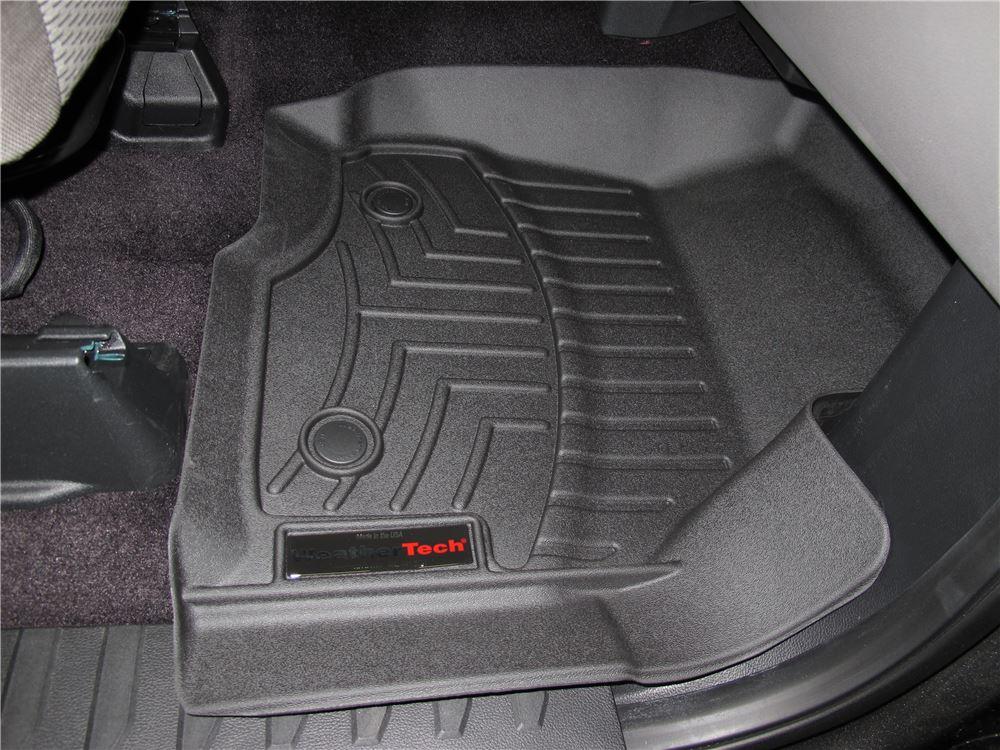 toyota ebay grey itm weather passenger floors floor weathertech sienna mats all