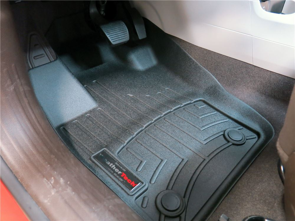 2016 jeep renegade weathertech front auto floor mats