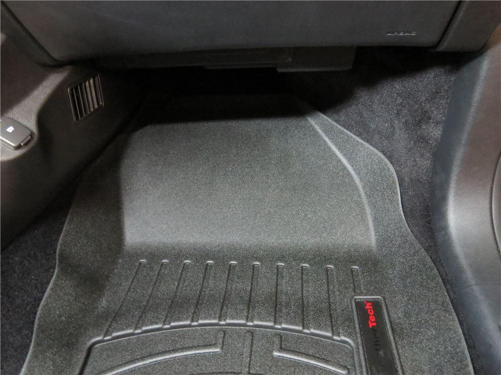 2016 ford edge weathertech front auto floor mats