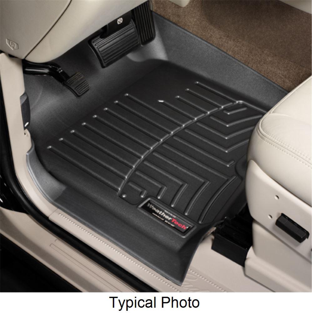2016 honda civic weathertech front auto floor mats black. Black Bedroom Furniture Sets. Home Design Ideas