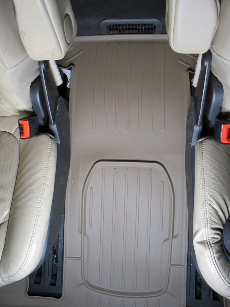 2011 Chevrolet Traverse Floor Mats Weathertech