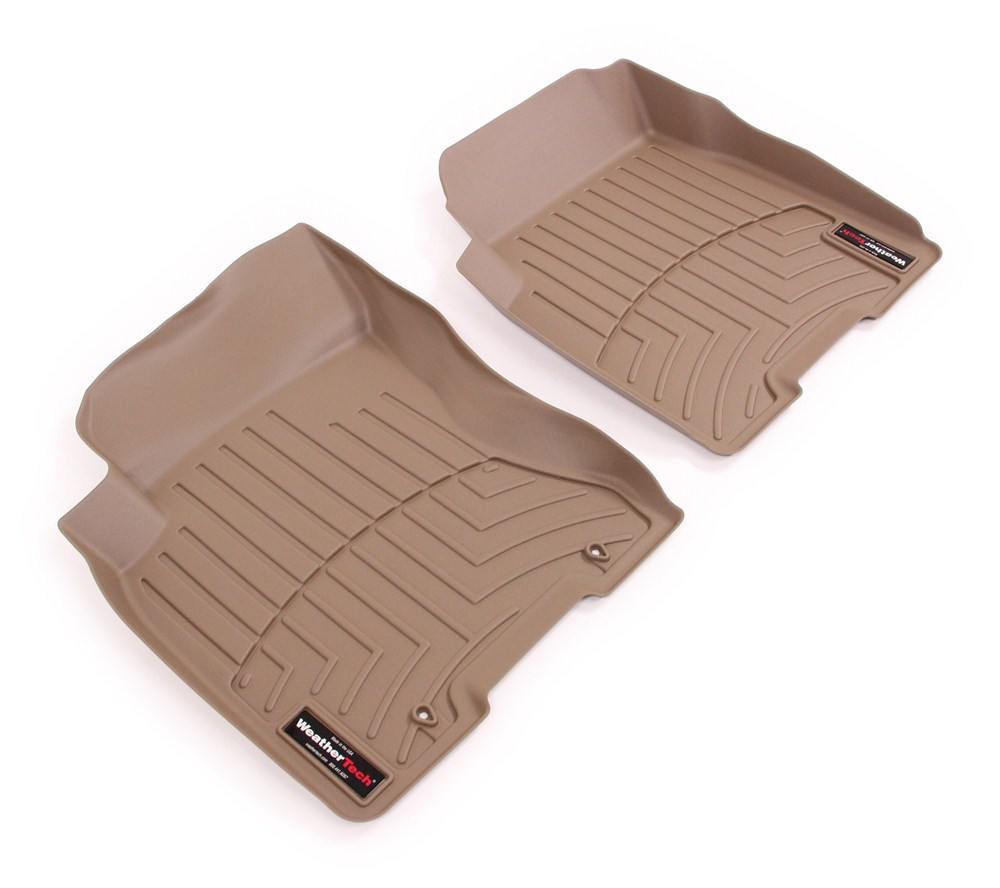 2013 nissan rogue weathertech front auto floor mats tan. Black Bedroom Furniture Sets. Home Design Ideas