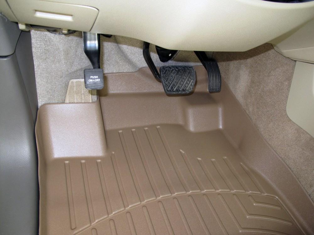 2016 Nissan Murano Floor Mats Weather Tech