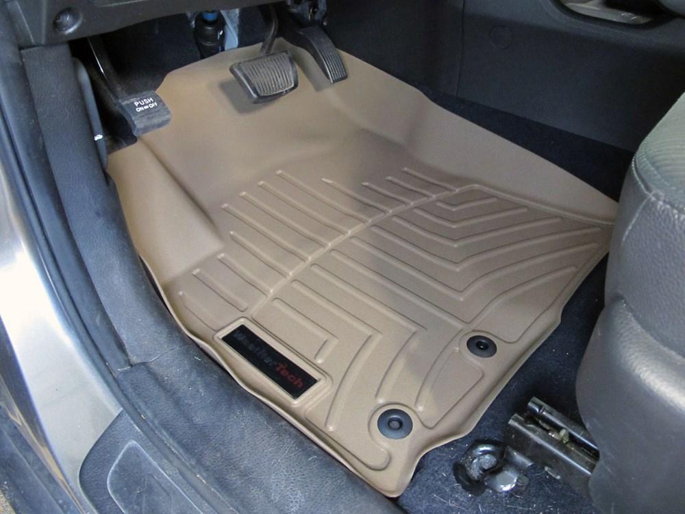2011 kia sorento weathertech front auto floor mats