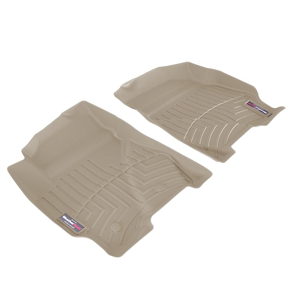 2010 ford escape floor mats weathertech. Black Bedroom Furniture Sets. Home Design Ideas