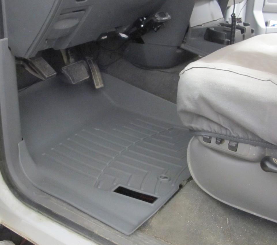 Weathertech floor mats dodge ram 2500 - Wt460121