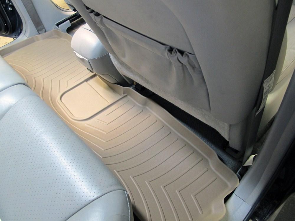 2007 Toyota Highlander Weathertech Front Auto Floor Mats