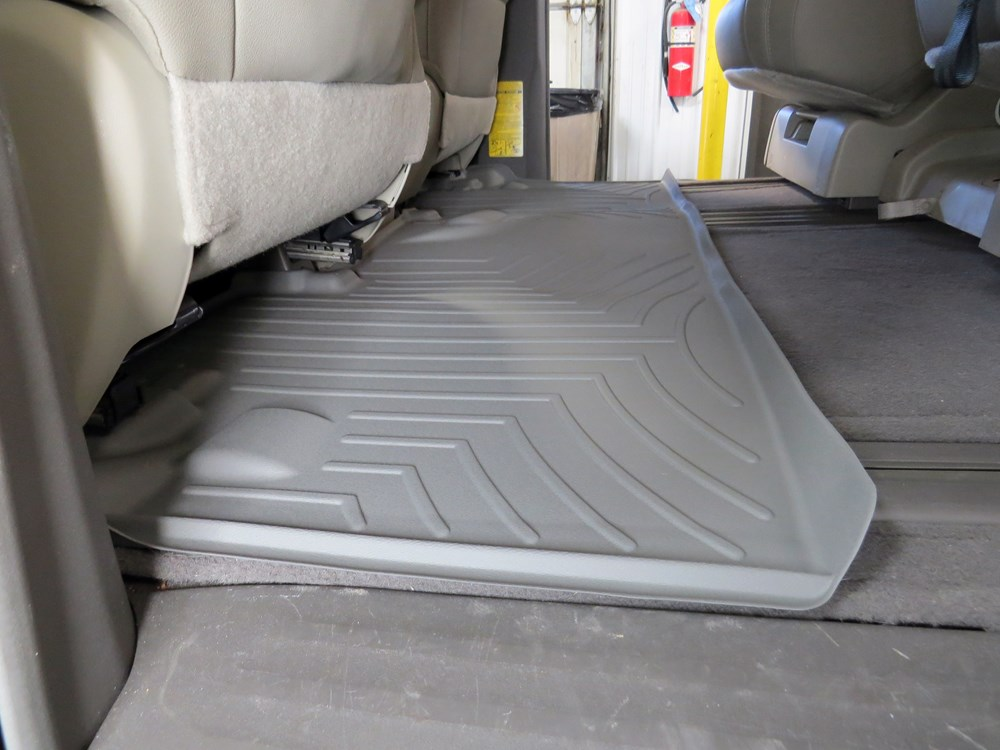 2013 Toyota Sienna Weathertech 2nd Row Rear Auto Floor Mat
