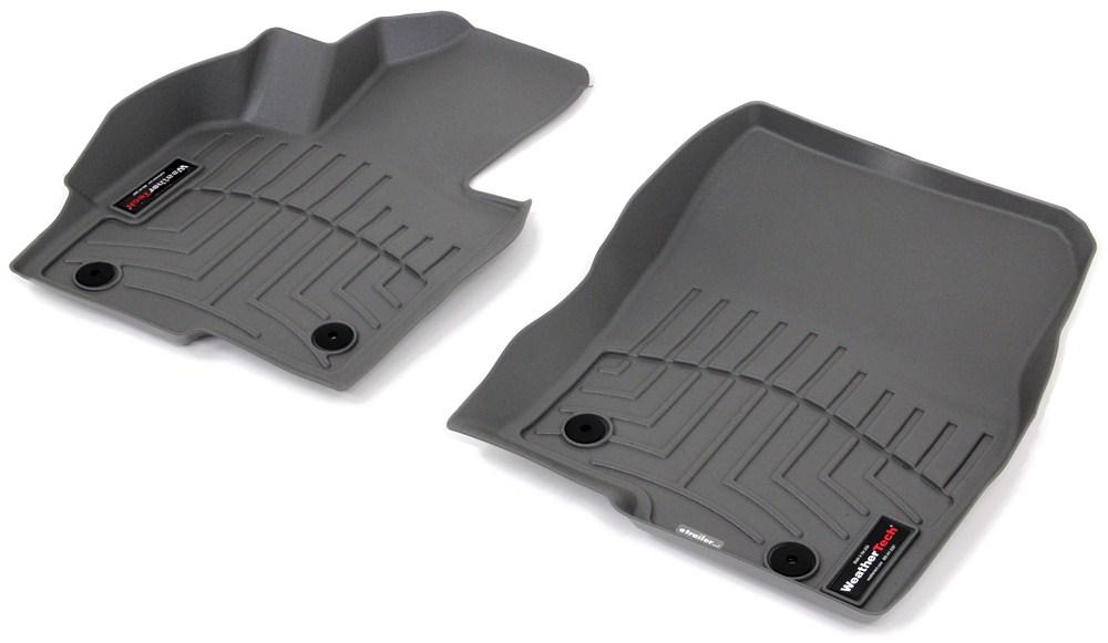 2016 mazda cx 5 weathertech front auto floor mats gray. Black Bedroom Furniture Sets. Home Design Ideas