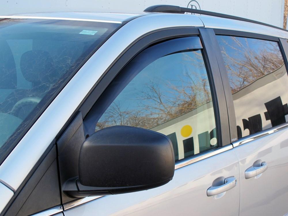 2011 Dodge Grand Caravan Air Deflectors Weathertech