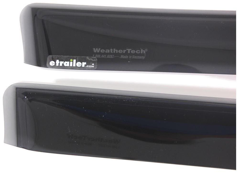 2016 Kia Soul Air Deflectors Weathertech