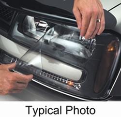 WeatherTech 2009 BMW 3 Series Headlight Lens Protectors