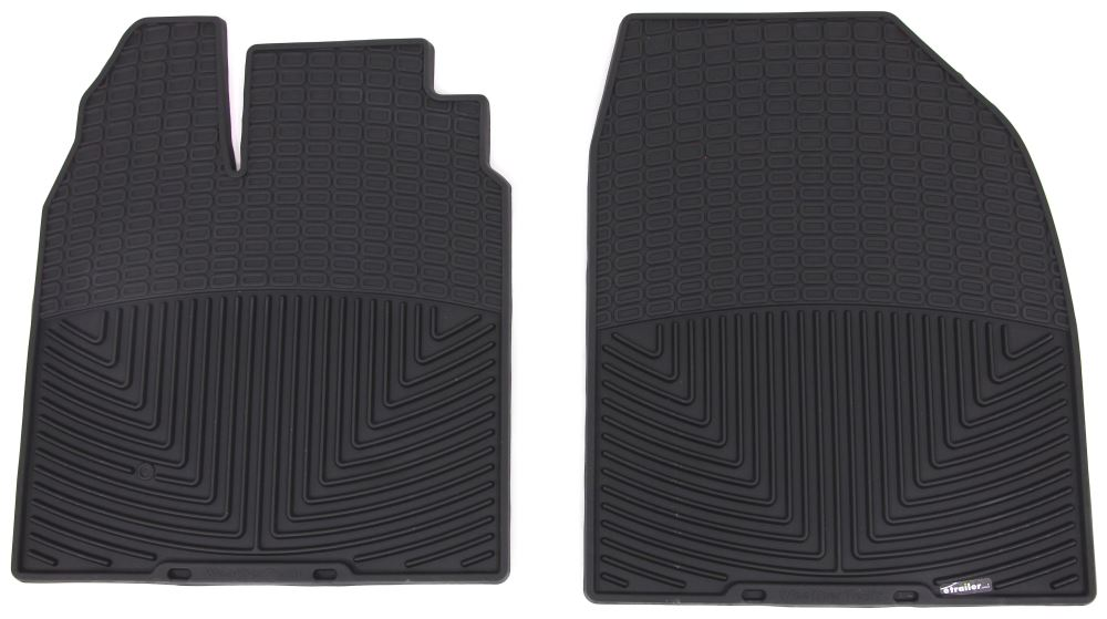 2012 Ford Edge Weathertech All Weather Front Floor Mats