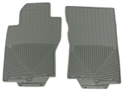 WeatherTech All-Weather Front Floor Mats - Gray