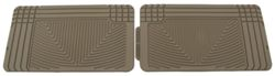 WeatherTech 2007 Lincoln Mark LT Floor Mats