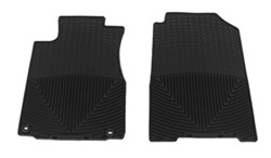 WeatherTech All-Weather Front Floor Mats - Black