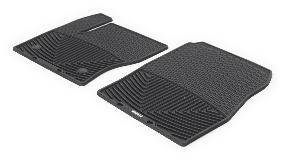 2014 ford escape weathertech all weather front floor mats. Black Bedroom Furniture Sets. Home Design Ideas