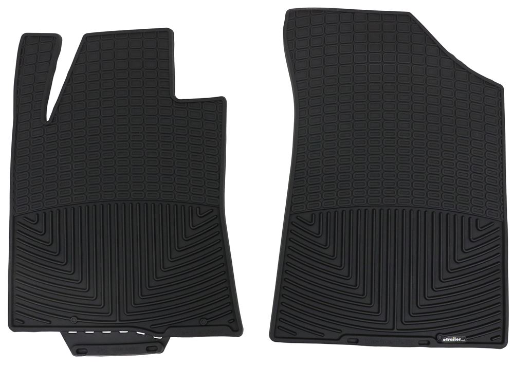 2014 Nissan Altima Weathertech All Weather Front Floor
